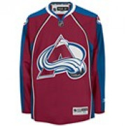 Reebok NHL Colorado Avalanche Blank or Customized Home Jersey - Premier