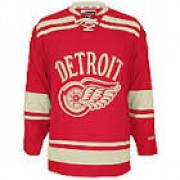 Reebok EDGE Youth NHL Detroit Red Wings 2014 Winter Classic Blank or Customized Jersey - Authentic